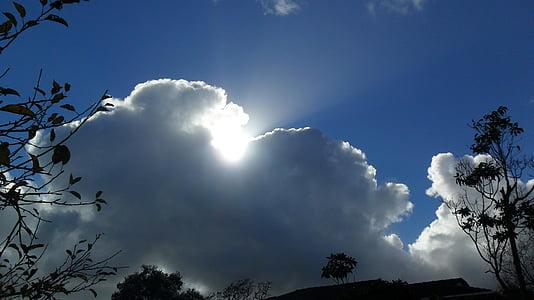 pilvet, taivas, Sää, Ilmastointi, ympäristö, tilaa, Cloudscape