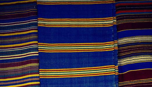 textilné, textílie, tradičné, plátno, rustikálne, farby, Tradícia