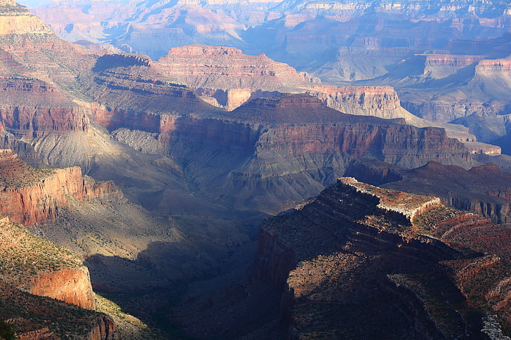 der Grand canyon, American beauty, natürliche, USA, Nationalpark, Landschaft, Berg
