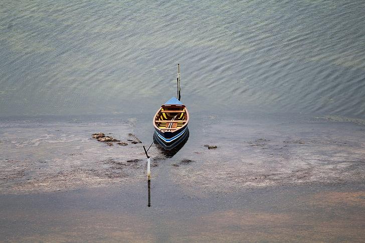 båtar, havet, båt, båt på vattnet, fiskaren båt, fiske, vatten