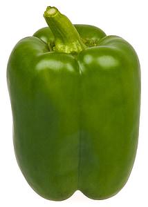緑のピーマン, 野菜, 食品, 新鮮です, 農業, ガーデン, 健康的です