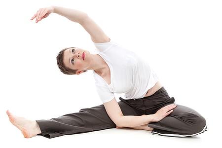 активен, дейност, Атлетик, упражнение, женски, Fit, Фитнес