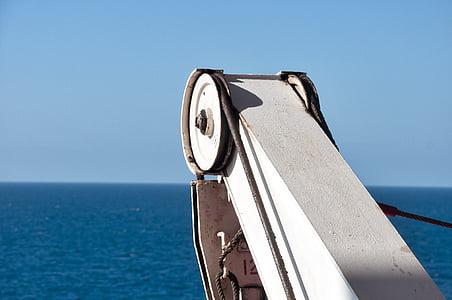 kryssning, fartyg, remskiva, kryssningsfartyg, Karibien, båt, Cruising