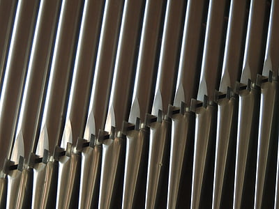 organų švilpukas, organų, muzika, bažnyčia, metalo