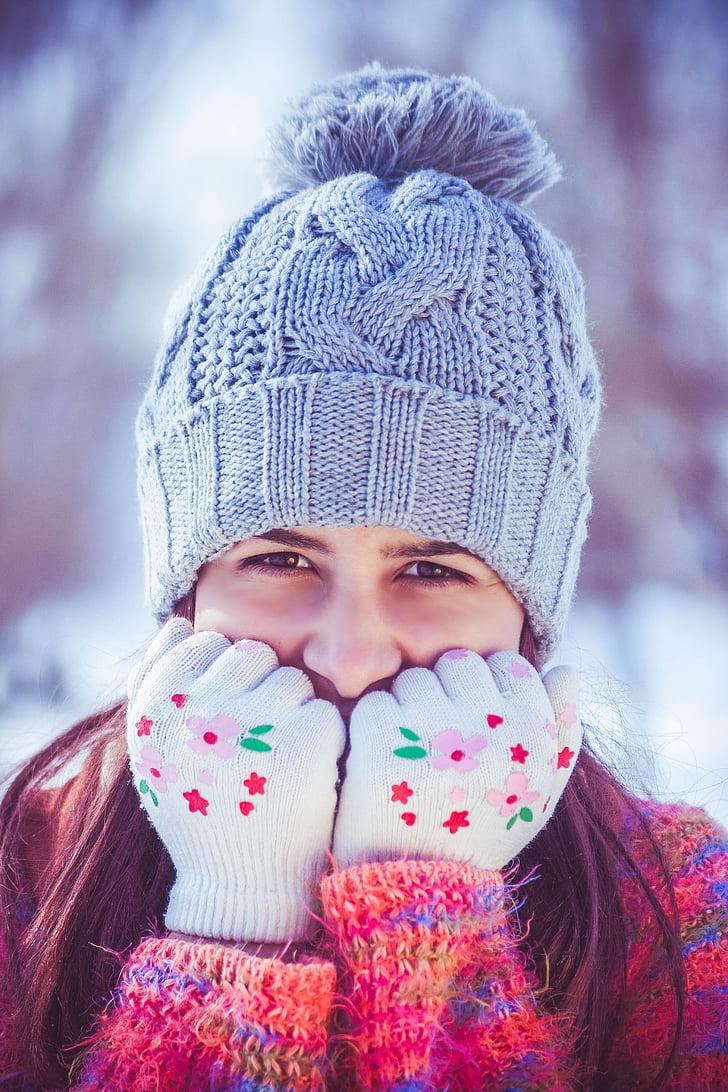 Beanie, Ilu, külm, Värv, Nunnu, Zing, Frost