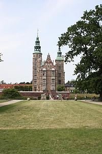 Русенборг замок, Копенгаген, капітал, Данія, Визначні пам'ятки, введення, Старий