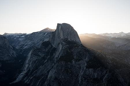 paisatge, Serra, muntanyes, natura, Muntanyes Rocalloses, muntanya, cim de la muntanya
