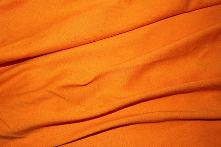 orange textile background, background, wallpaper, orange textile, orange cloth, orange