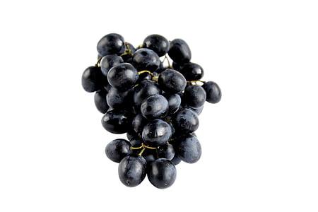 grožđe, voće, hrana, ukusna, zdrava hrana, bijela pozadina, zdrava ishrana