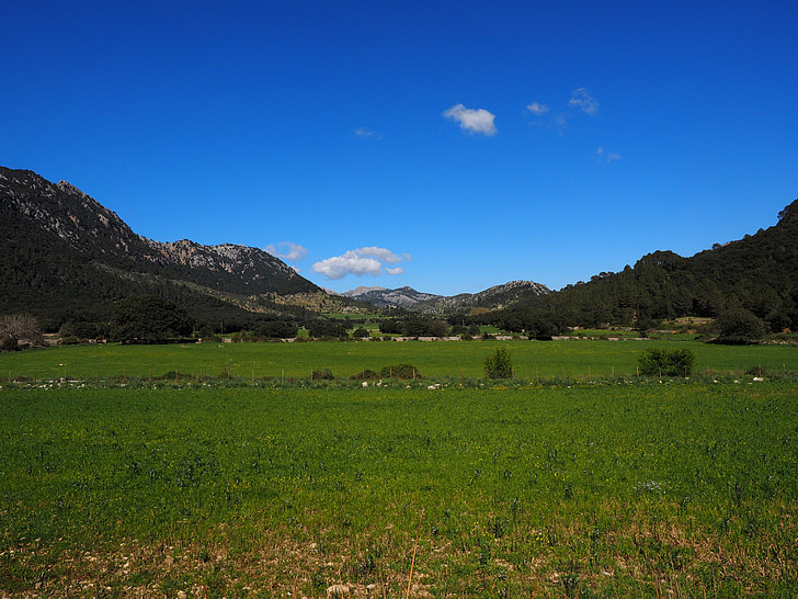 orient Valley, maastik, Mallorca, Orient, ja orient