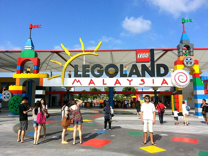 legoland, lego, malaysia, theme park, kids, amusement park