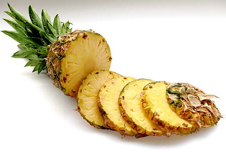 pinya, fruita, vitamines, fruits tropicals, aliments, frescor, gurmet