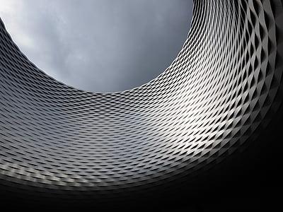 hoone, fassaad, arhitektuur, auk, Basel, avamine, huvipakkuvad