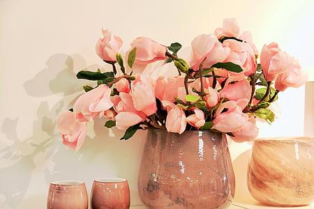 fiori, vaso di fiori, bouquet, vaso, natura morta, Tulipani, colorato