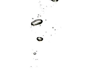 l'aigua, degoteig, dansa, gota d'aigua, hochspringender gota alta, d'aigua, mullat
