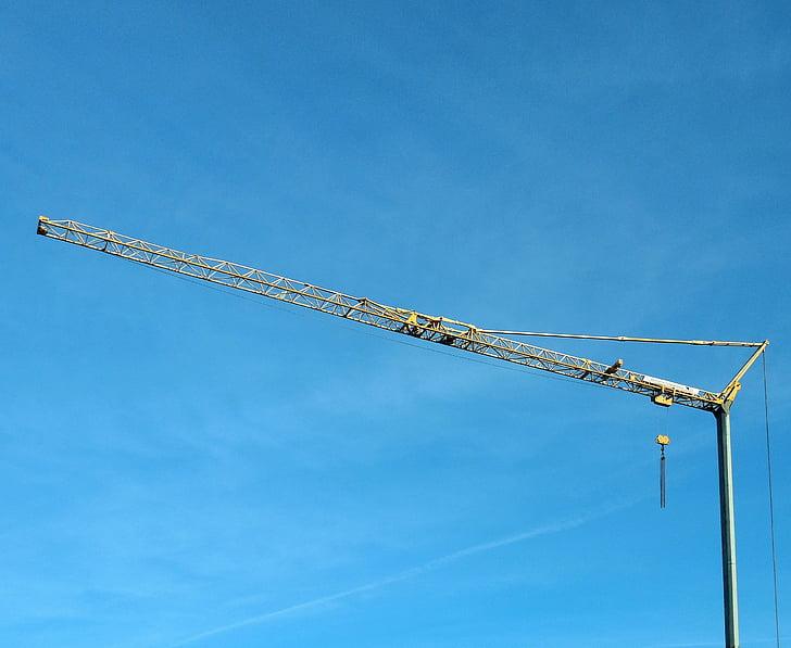 Grua, elevació, Centre d'ictus, Grua industrial, sistema de grua, cadenes, grues de càrrega