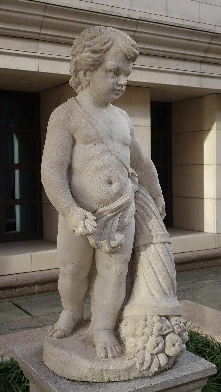 estàtua, Parc, Phu tho, Estàtua de pedra, escultura, emmotllament