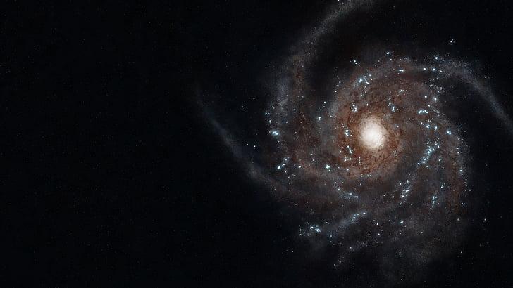Paukščių takas, vietos, Visata, galaktika, Kosmosas, Astrofotografia, Astronomija
