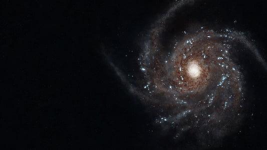 Mælkevejen, plads, universet, Galaxy, kosmos, astrofotografering, astronomi