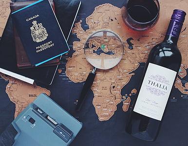 cestování, Prozkoumat, cesta, cestovatelů, cestování, Voyage, turistické