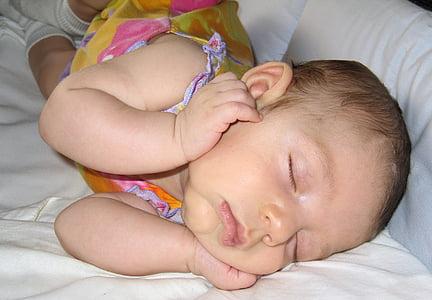 nadó, dorm, son, tendre, resta, somnis, nen