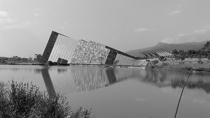 Taiwan, Ilan, City, muuseum