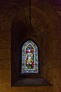 umjetnost, vjerovanje, kršćanski, Crkva, boja, šarene, vjera
