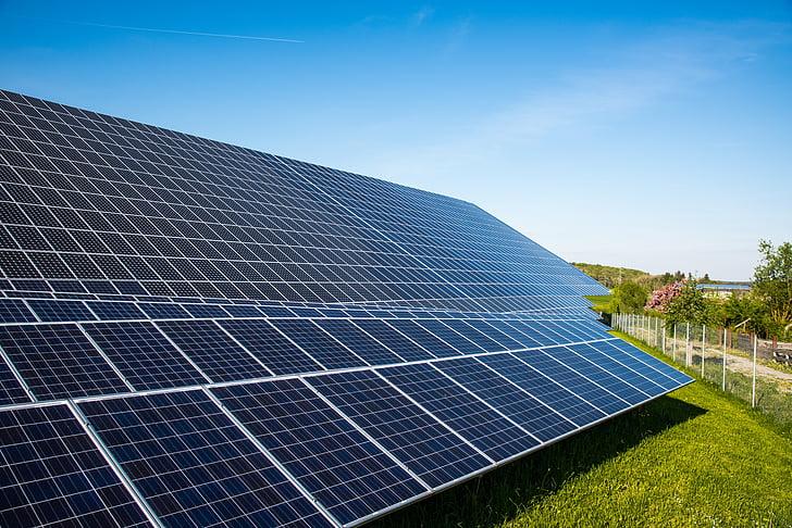 sončne celice, fotovoltaičnih, trenutni, eko električne energije, revolucijo energije, proizvodnja električne energije, elektrarne