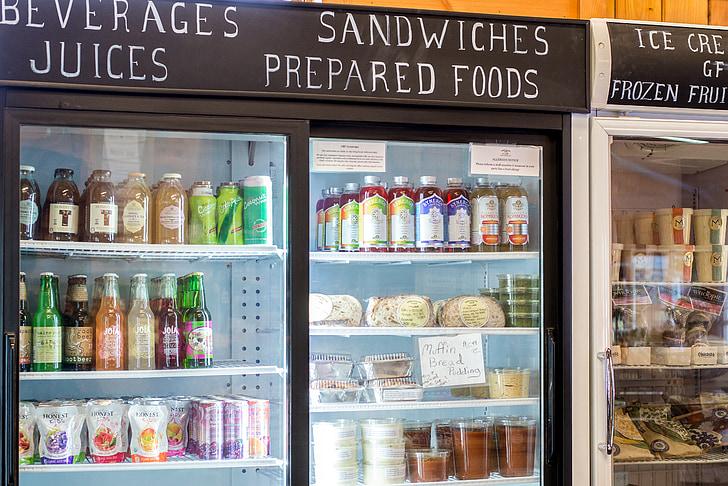 queviures, aliments, ampolles, Orgànica, mercat, aliments saludables, compres