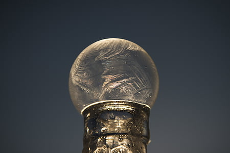 light bulb, single object, close-up, no people, studio shot, black background