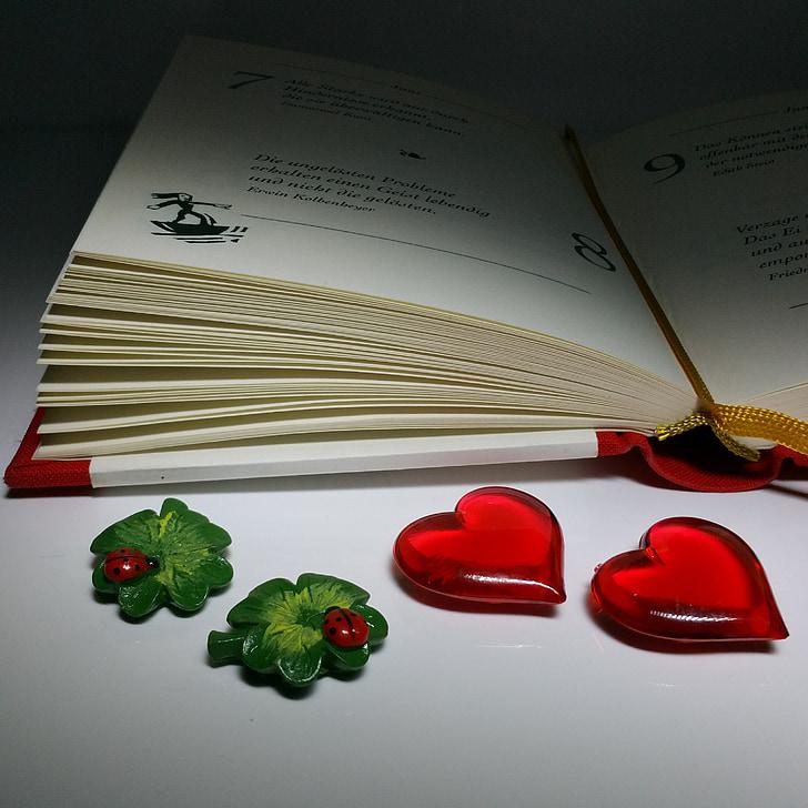 Ücretsiz fotoğraf: kitap, şans, aşk, kalp - Hippopx