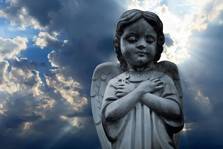 Thiên thần, Thiên Chúa, Thiên đàng, tôn giáo, tinh thần, tôn giáo, Thánh