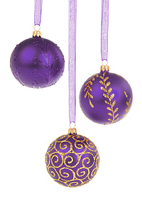 palla, palle, Bagattella, celebrazione, Natale, dicembre, arredamento