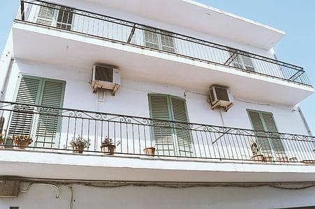 Gedung apartemen, rumah tua, bangunan, Apartemen, perumahan, eksterior, Estate
