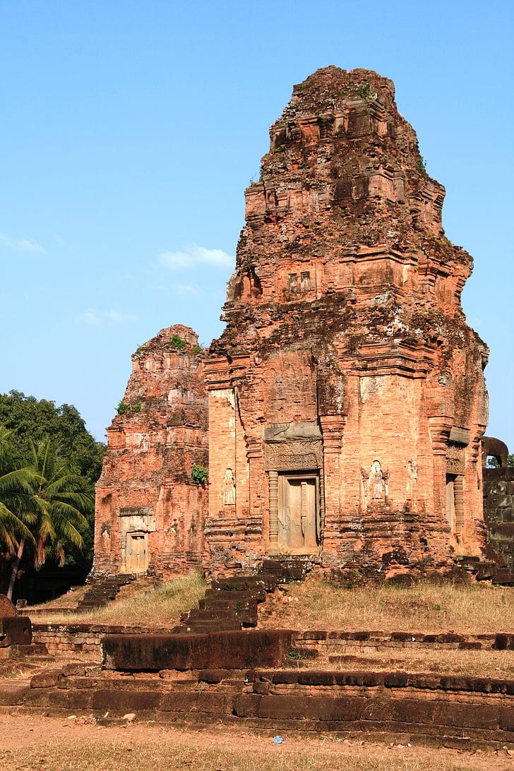 Ангкор Ват, Камбоджа, Азия