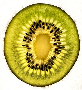 Kiwi, fruites, aliments, fresc, dieta, Sa, vitamina