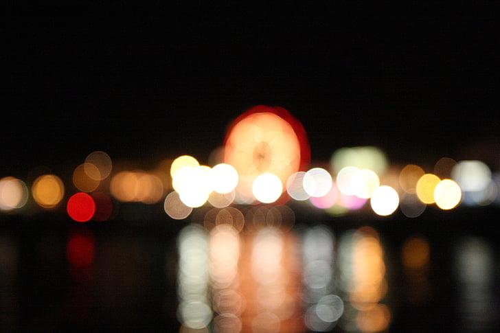 Bokeh, Blur, Tivoli, California, Yhdysvallat