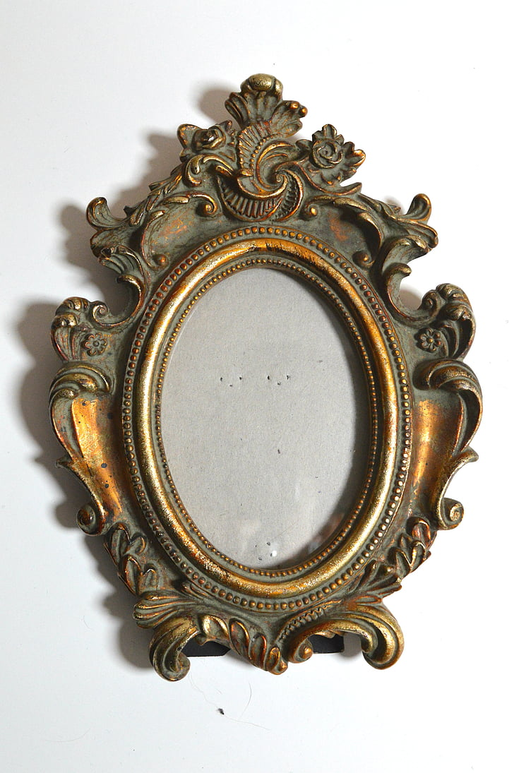baroque, decoration, ornate, antique, gold Colored, old-fashioned, old