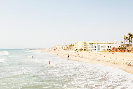 Bãi biển, bờ biển, Đại dương, hoạt động ngoài trời, mọi người, Cát, tôi à?