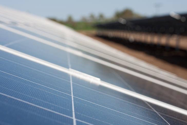 sončne celice, fotovoltaiko, trenutni, energije, sončna energija
