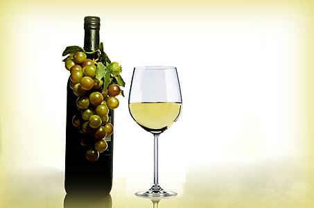 veini, ALK, alkoholi, valge vein, Narkomaania, jook, viinamari