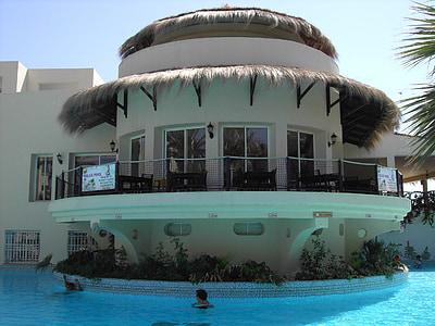 otel, Havuzu, tatil, su, yüzmek, Yaz, Resort