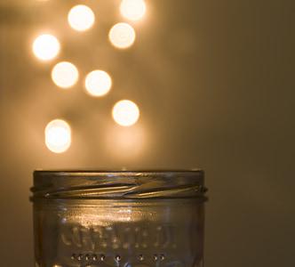 Bokeh, glass, lys, bakgrunn, poeng, abstrakt, sirkel