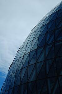 London, arhitektuur, hoone, kaasaegne, klaas