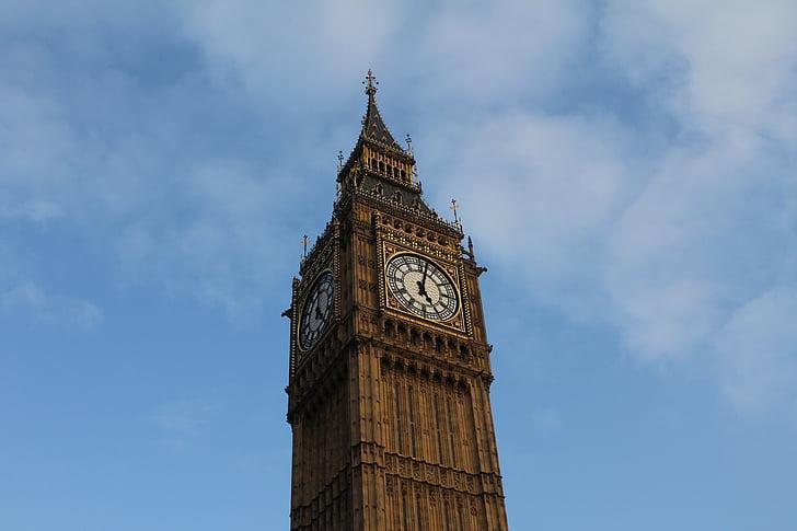 Big ben, Tower, Lontoo