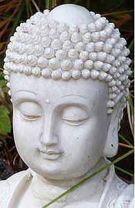 Buda, religiosos, espiritual, budisme, Àsia, estàtua, Zen