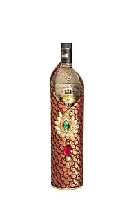 玻璃, 瓶, 礼物, 饮料, 饮料, 葡萄酒, 酒精