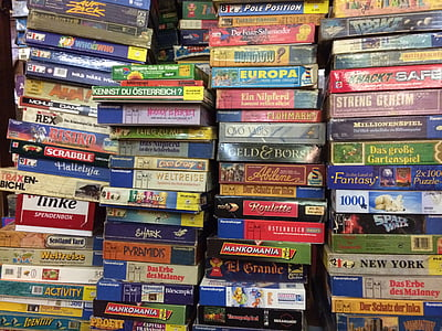games, children, board games, toys