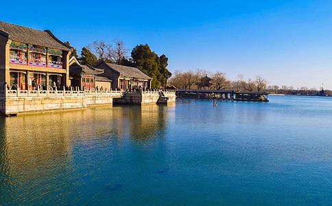 cung điện mùa hè, Hồ Côn Minh, Bắc Kinh