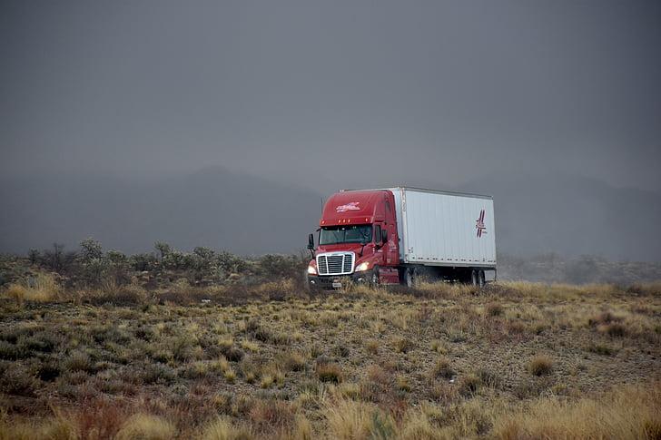 transportation, driving, way, trucking, transport, highway, semi